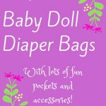 Baby Doll Diaper Bags