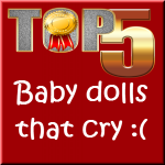 Baby Dolls that Cry