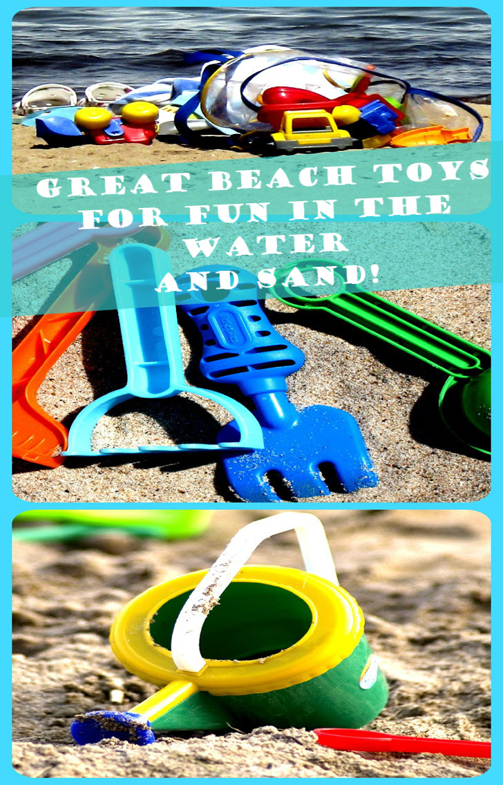Toys For Beach : Beach toys for kids five top list