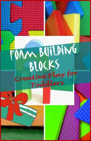 Foam Blocks for Kids